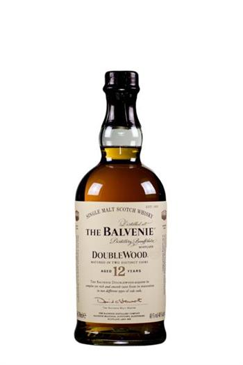 The Balvenie Single Malt Scotch Whisky Double Wood 12 years old