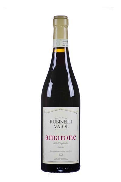 Amarone della Valpolicella Classico DOC, Rubinelli Vajol