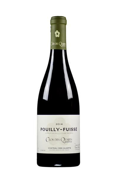 Pouilly-Fuissé AC, Clos des Quarts, Château des Quarts