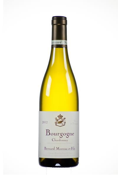Bourgogne Chardonnay AC, Domaine B. Moreau et Fils