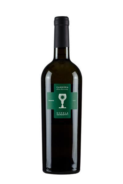 Candora Chardonnay, IGT Salento, Schola Sarmenti