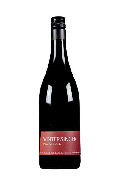 Wintersinger Pinot Noir AOC, Siebe Dupf Kellerei