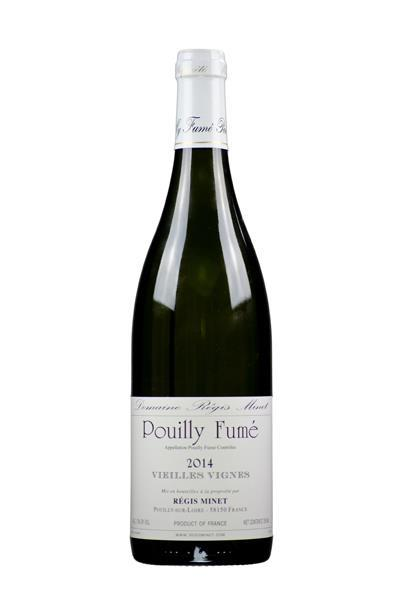 Pouilly Fumé AC, Vieilles Vignes, Regis Minet