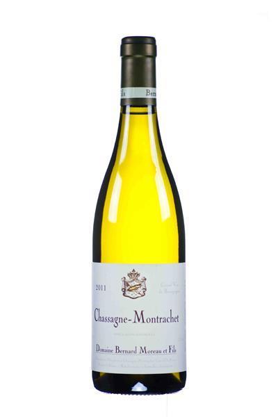 Chassagne-Montrachet AC Blanc, Domaine B. Moreau et Fils