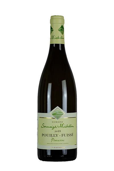 Pouilly-Fuissé AC, Pentacrine, Domaine Saumaize-Michelin