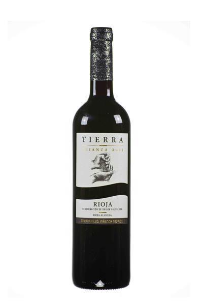 Tierra Crianza, Tierra Labastida, Rioja