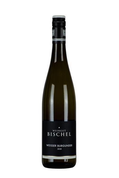 Weisser Burgunder trocken, Qualitätswein, Weingut BISCHEL